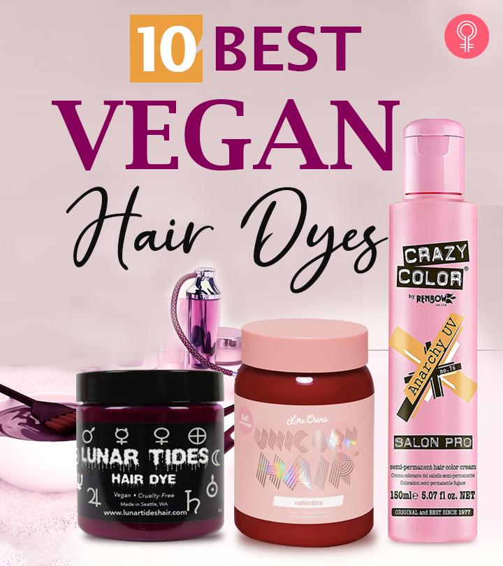 10 Best Vegan Hair Dyes Of 2020