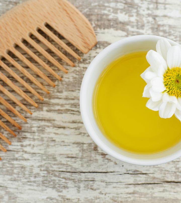 Castor Oil For Hair Care in Bengali