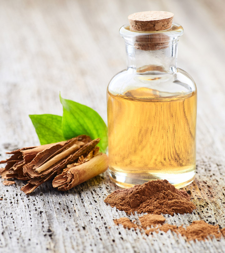 Cinnamon Oil Benefits and Side Effects