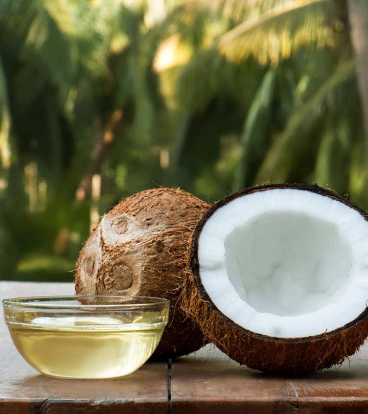 Coconut oil in Bengali