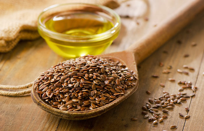 Consume Flaxseeds
