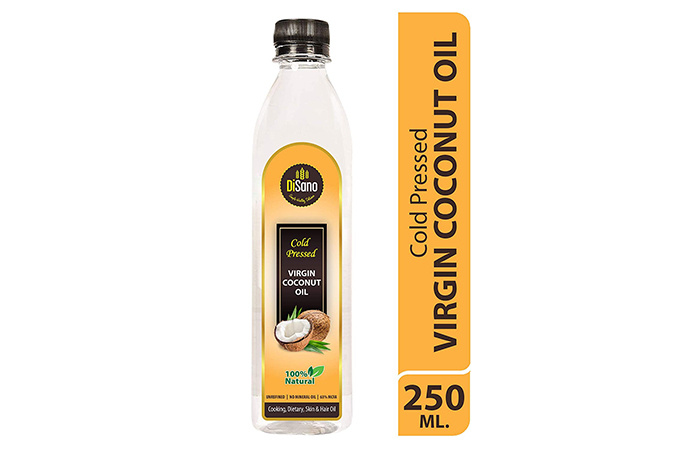 DiSano Cold Pressed Virgin Coconut Oil
