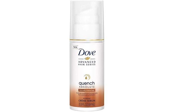 Dove Quench Absolute Cream Serum
