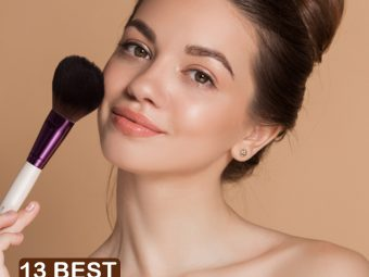 Foundation Brushes For A Seamless Application