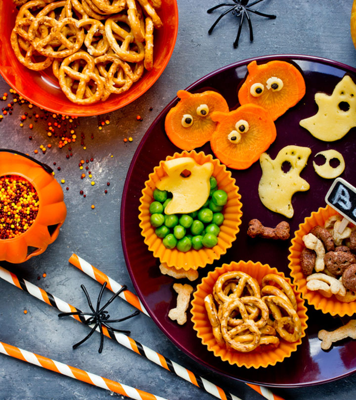 10 Fun and Spooky Dishes For Your Halloween Party This Year