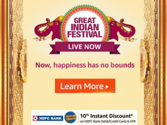 GEAR UP FOR THE AMAZON GREAT INDIAN FESTIVAL