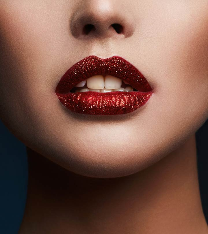 Get Sparkly, Glamorous Lips With The 13 Best Glitter Lipsticks Of 2021