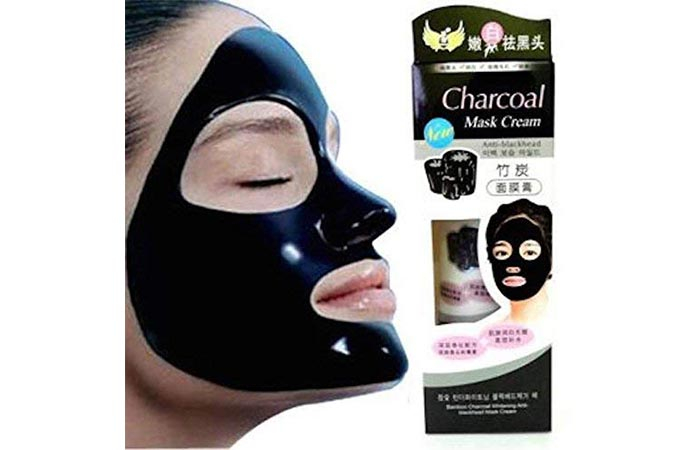 GlamTools® Aroma Charcoal Anti-Blackhead Peel Off Mask For Men And Women
