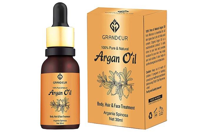 Grandeur Argan Oil