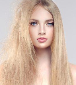 Heat-Damaged Hair What Causes