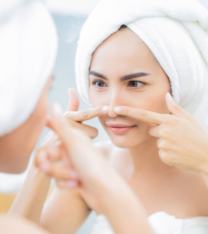 How to Remove Blackheads in Bengali