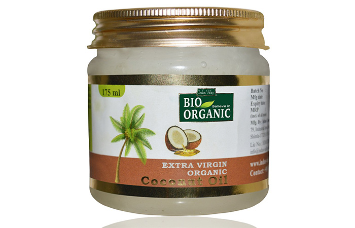 Indus Valley Bio Organic Extra Virgin Organic Coconut Oil