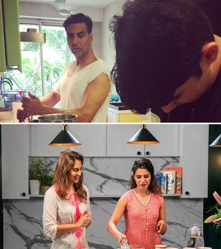 International Chefs Day 2020: Indian Celebrities Who Are Also Great Home Chefs