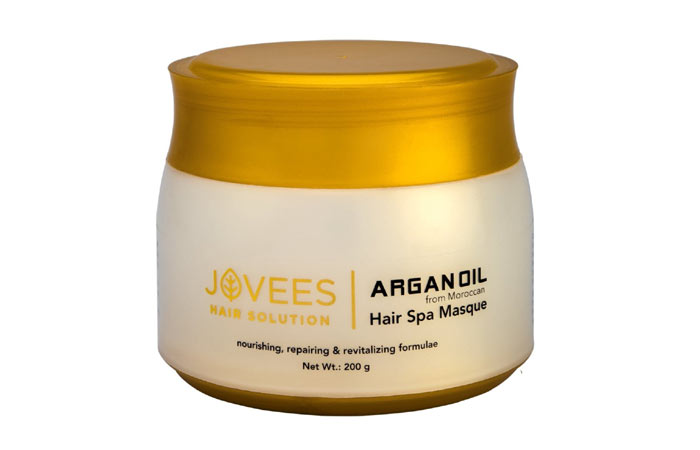 Jovees Argan Oil From Morocco Hair Spa Masque