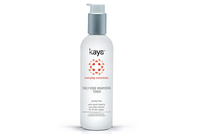 Kaya Everyday Essentials Daily Pore Minimising Toner