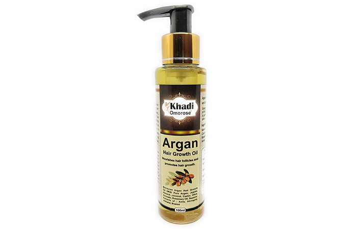 Khadi Omorose Argan Hair Growth Oil