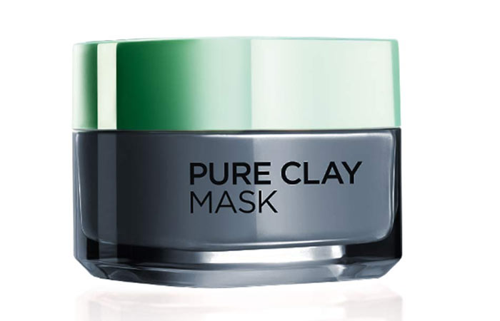 Loreal Paris Pure Clay Mask Detoxify with Charcoal