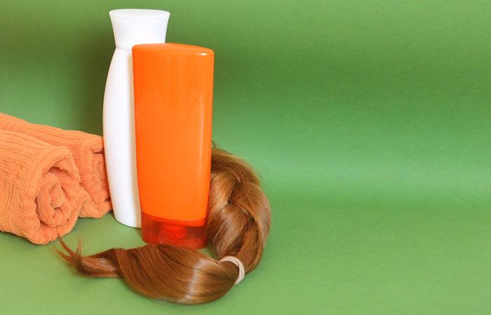 Make Use Of A Clarifying Shampoo