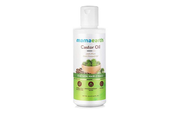 Mamaearth Castor Oil