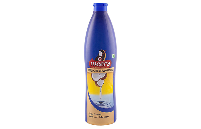 Meera Pure Coconut Oil