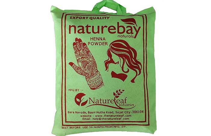 NatureBay Naturals Henna Powder