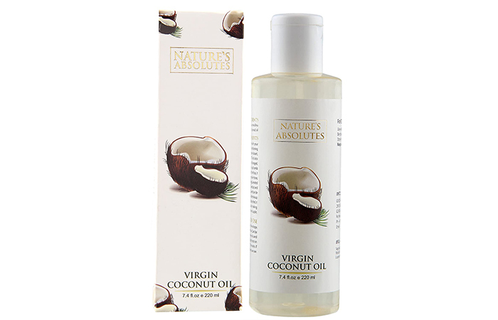 Nature's Absolutes Virgin Coconut Oil
