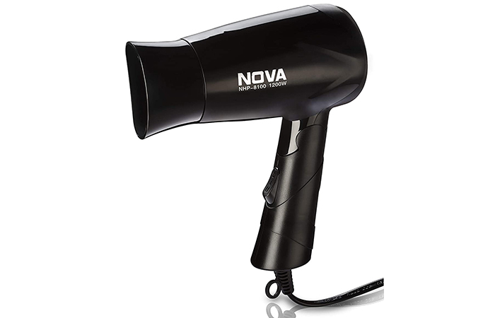 Nova NHP-8100 1200 W Hair Dryer