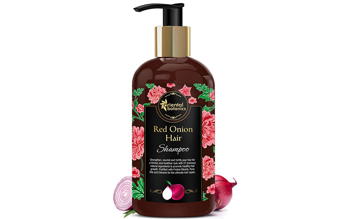Oriental Botanics Red Onion Hair Shampoo