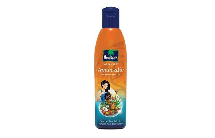 Parachute Advansed Ayurvedic Coconut Hair Oil