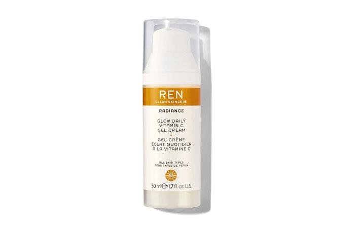 REN Clean Skincare Glow Daily Vitamin C Gel Cream