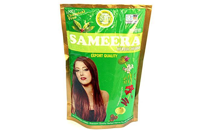 Sameera Herbal Hair Henna