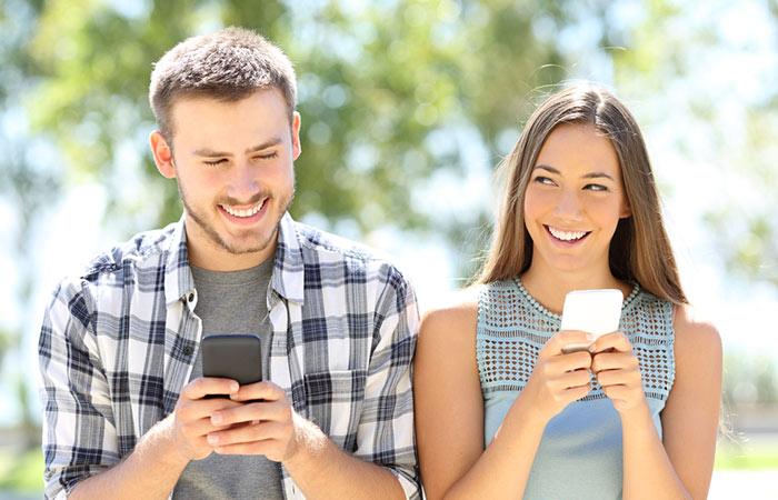 Send Flirty Texts