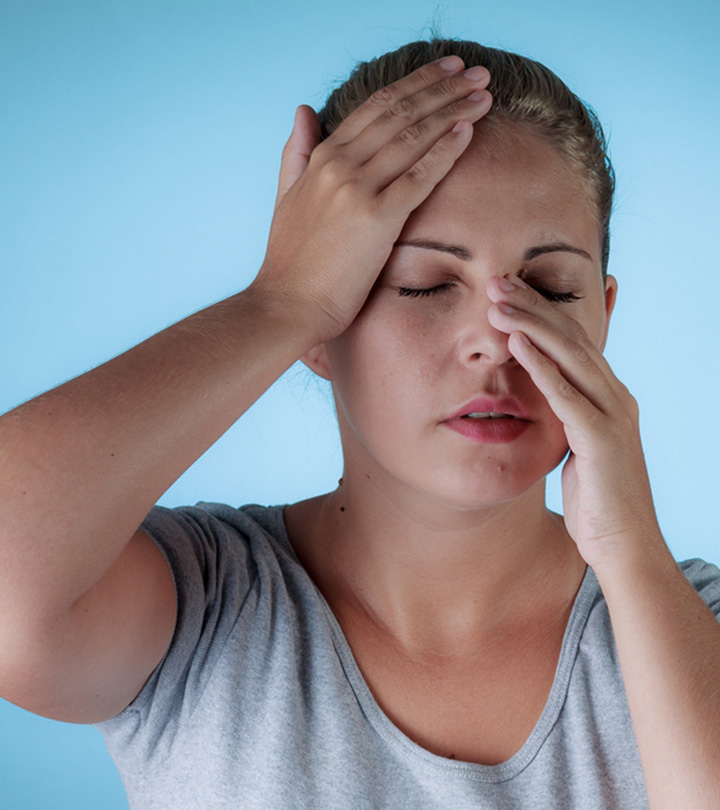 Sinusitis Symptoms and Home Remedies