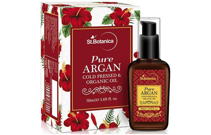 St.Botanica Organic Pure Argan Oil
