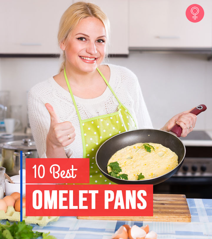 The 10 Best Omelet Pans – Reviews And Buying Guide