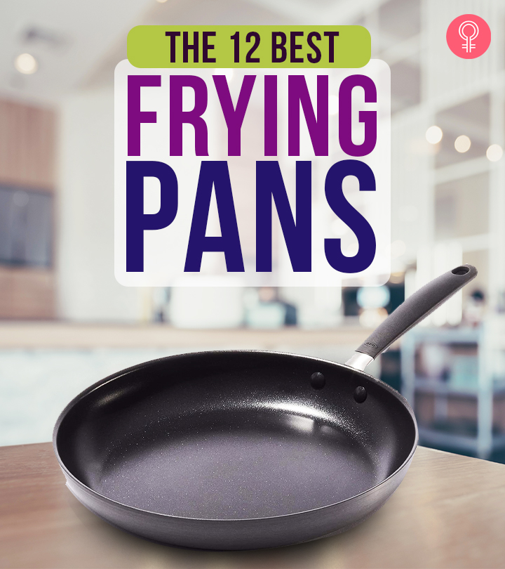 The 12 Best Frying Pans – Reviews