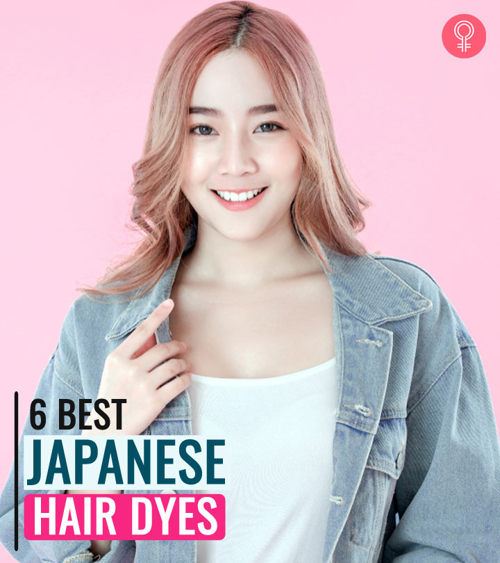 The 6 Best Japanese Hair Dyes