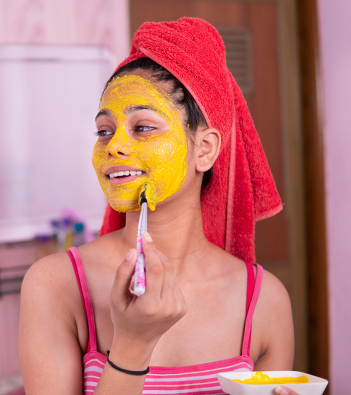Turmeric Face Packs for Skin