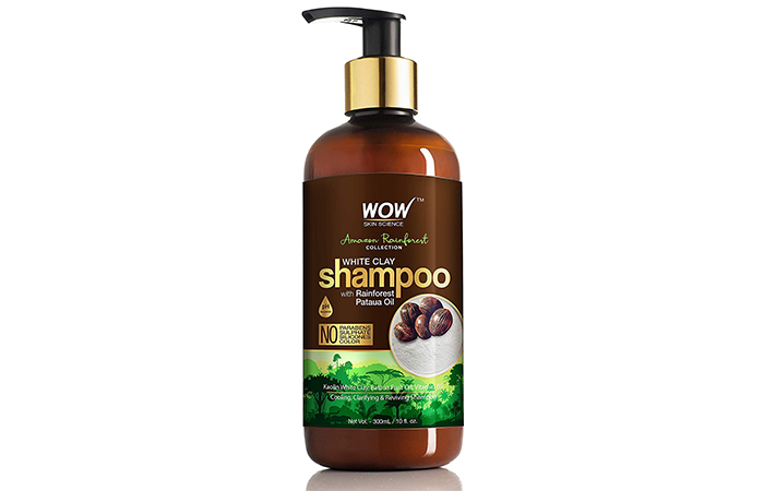 WOW Skin Science Amazon Rainforest Collection - White Clay Shampoo