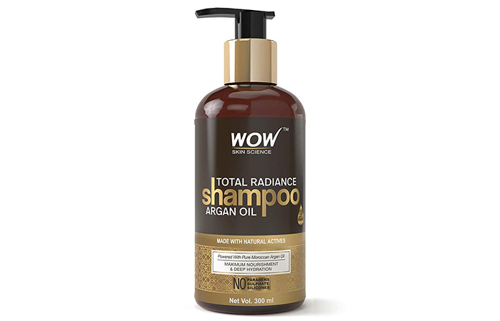 WOW Skin Science Total Radiance Shampoo