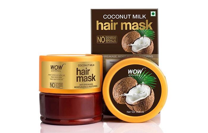 Wow Skin Science Coconut Milk Hair