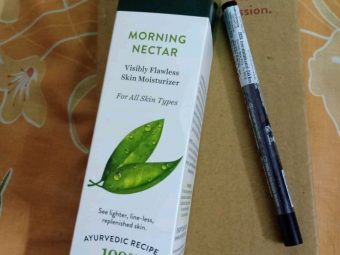 Biotique Morning Nectar Visibly Flawless Skin Moisturizer -Good product-By suchismita