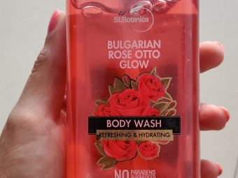 StBotanica Bulgarian Rose Otto Glow Body Wash -Totally awesome-By meghanka_parihar