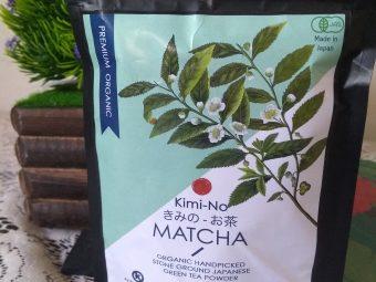 Kimino Japanese Organic Matcha Green Tea Powder -Very healthy-By shatakshi_barve
