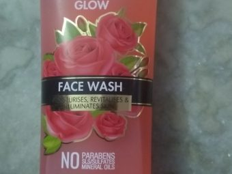 StBotanica Bulgarian Rose Otto Glow Face Wash -Hydrating face wash-By parul_soni_verma