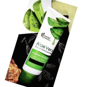 Oriental Botanics Aloe Vera, Green Tea & Cucumber Hydrating Face Wash -Aloe love wash-By sriishti_i