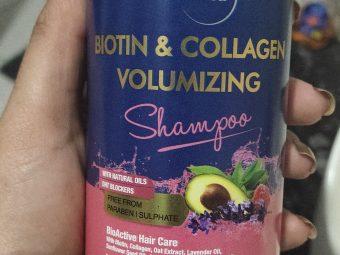 St.Botanica Biotin & Collagen Volumizing Hair Shampoo -Volumizing Shampoo-By priya_arora