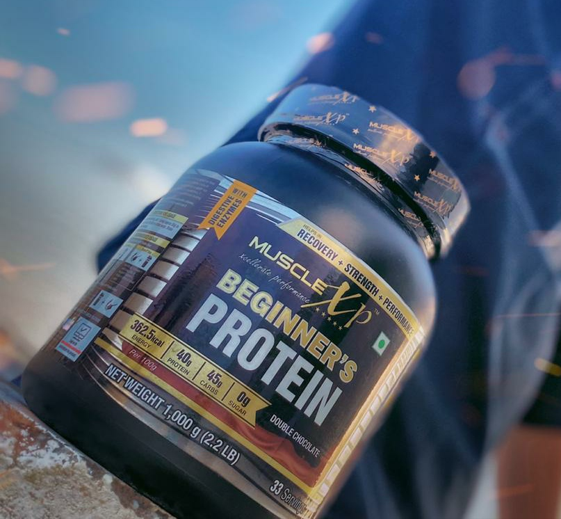 MuscleXP Beginner's Protein With Digestive Enzymes-Excellent Product.-By mayursinh_vaghela
