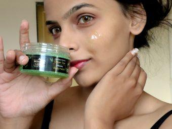 Bryan & Candy New York Green Tea Body Polish -Best ever body scrub-By payalkk99_