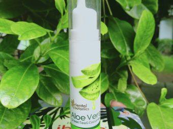 Oriental Botanics Aloe Vera, Green Tea & Cucumber Under Eye Gel Roll-On -Awesome product-By realbeauty